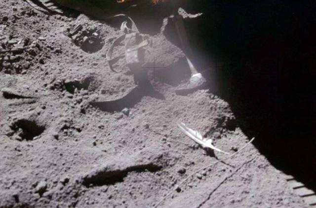 Die Menschheit hat schon 181 Tonnen Müll auf dem Mond produziert