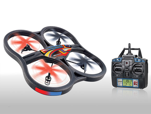 Daily Deals for November 21, 2014, featuring the Panther Spy Drone UFO