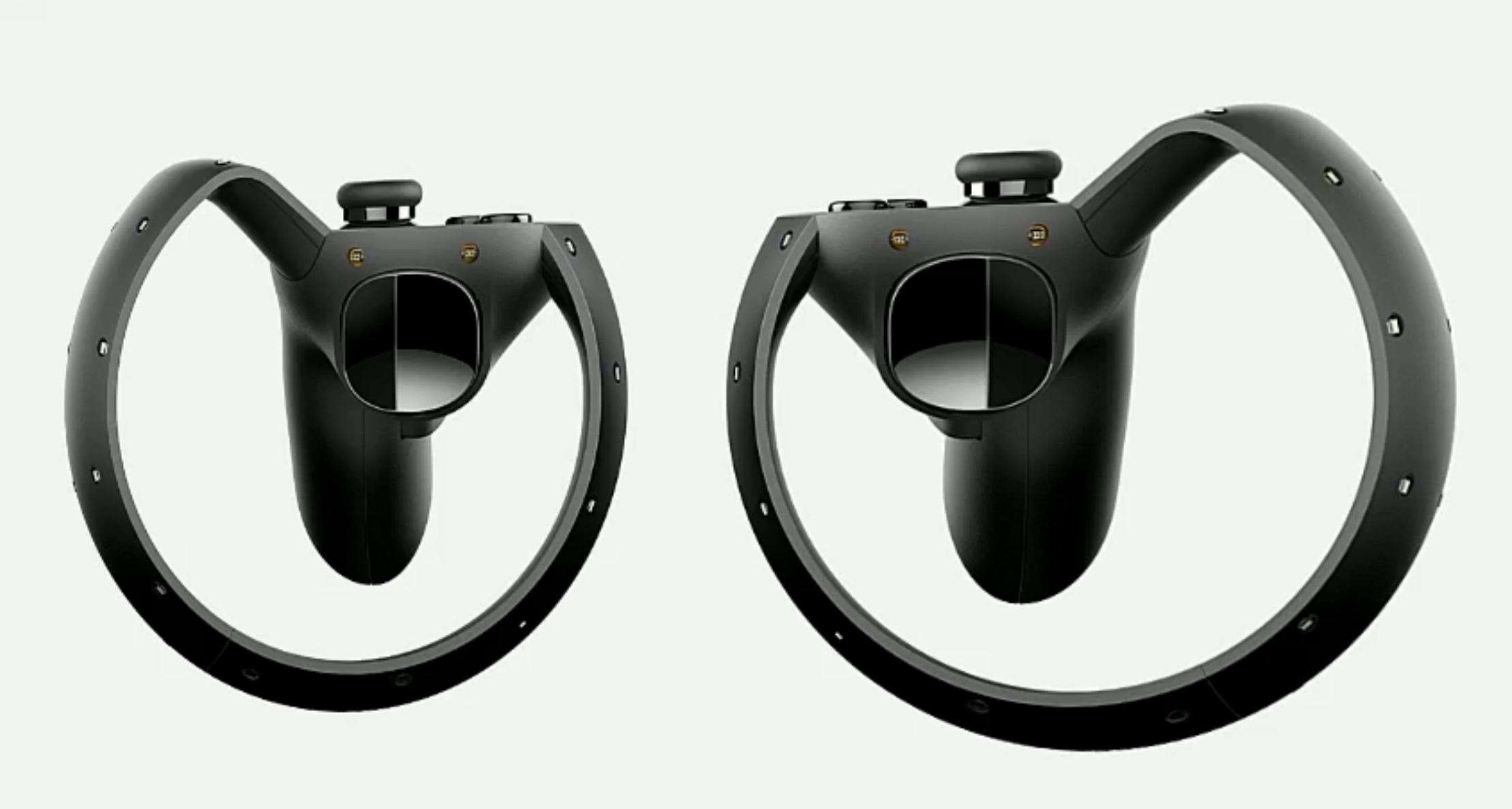 Oculus Touch llevará tus manos al mundo virtual