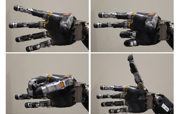 DARPA-funded mind-controlled robotic arm now works a lot better