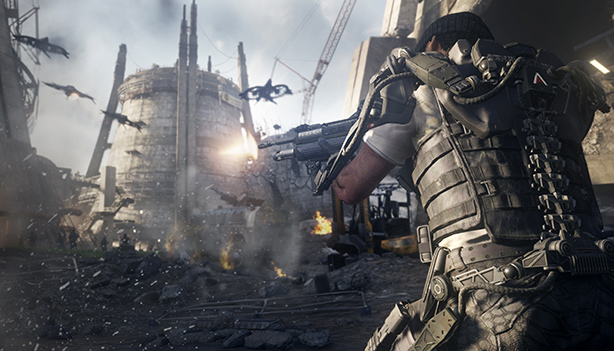 Call of Duty: Advanced Warfare available at Walmart a day early