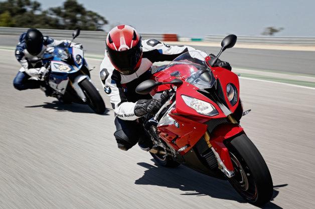 BMWの新型スポーツバイク「S 1000 RR」がデビュー!