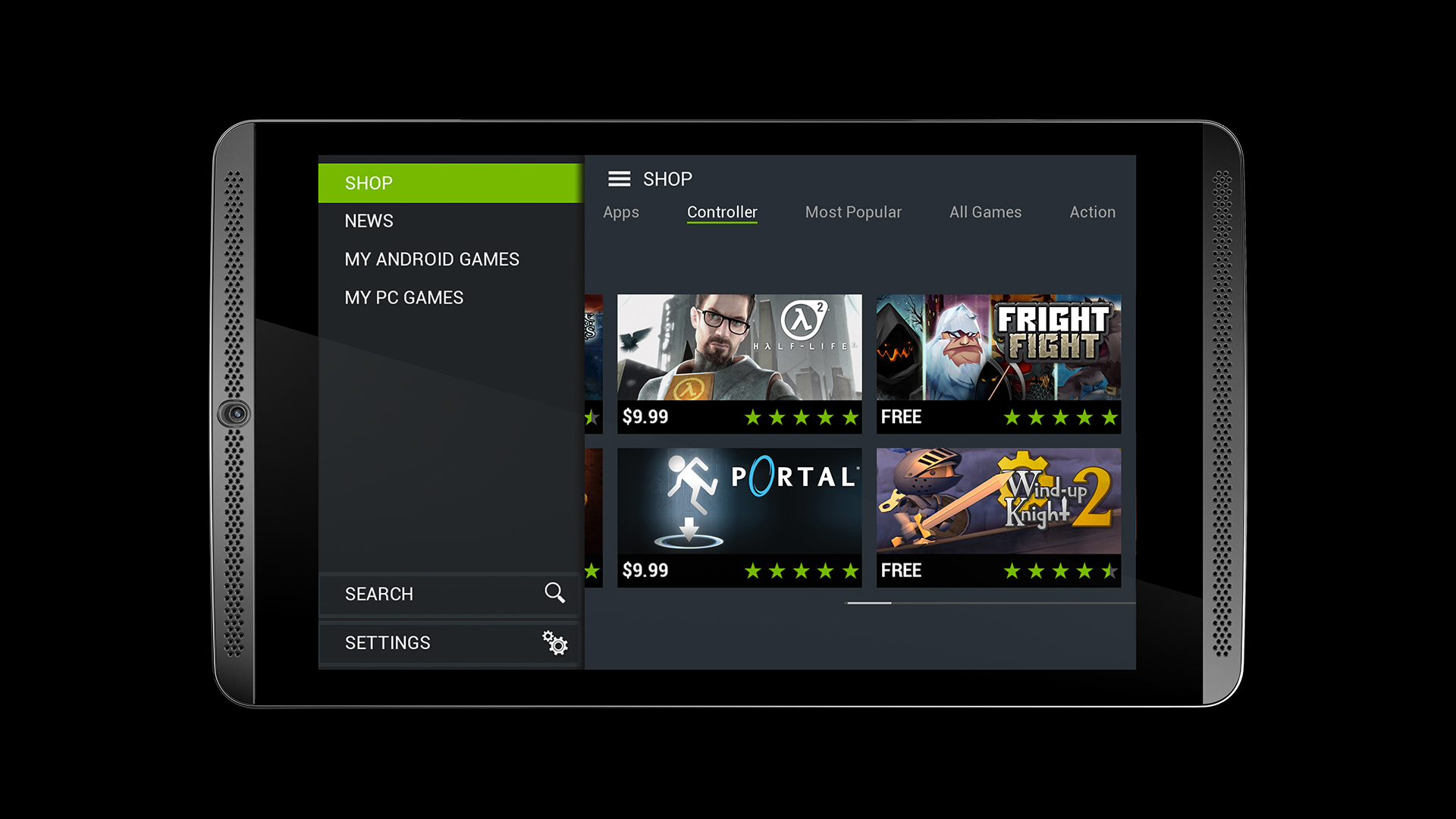 10 reasons to choose the Nvidia Shield Tablet over the iPad Air 2