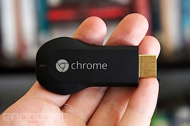 Chromecast app update gives a clearer look at your streaming devices