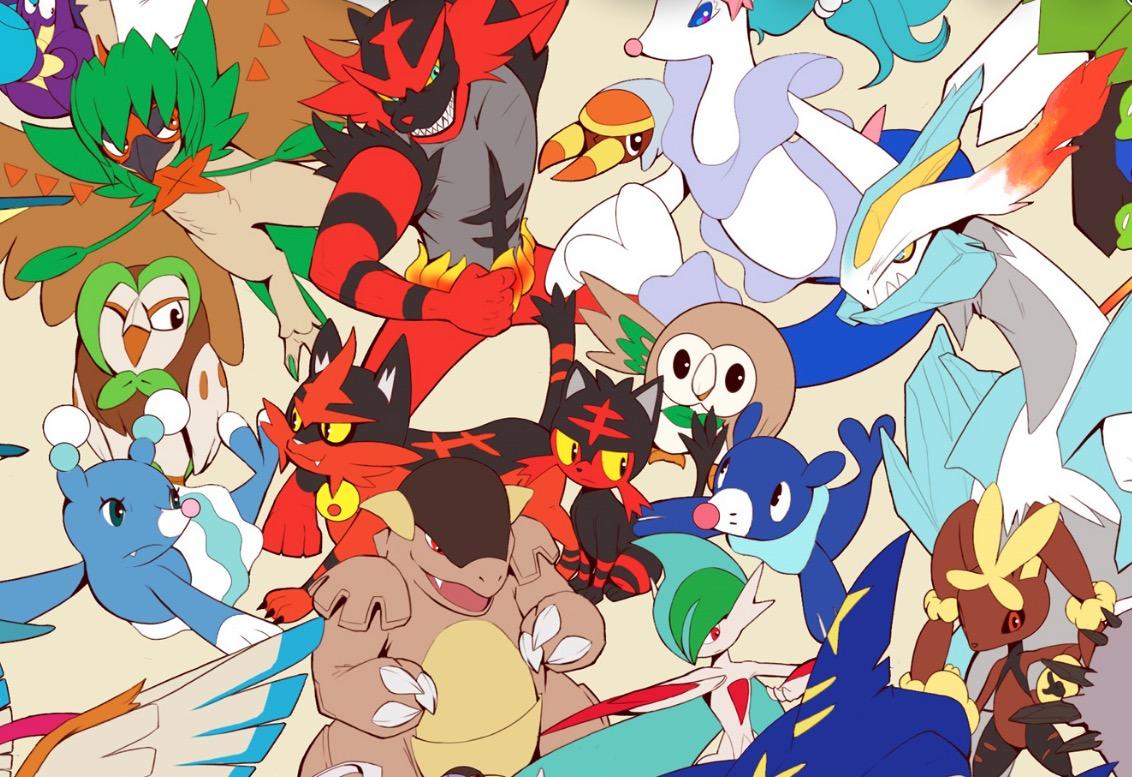Draw 'Em All: Typ zeichnet in 350 Stunden alle 802 Pokémons