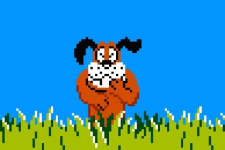 Duck Hunt and Super Smash Bros. Wii U collide!
