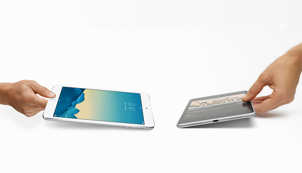 Nokia N1 y iPad mini 3: Similitudes y diferencias