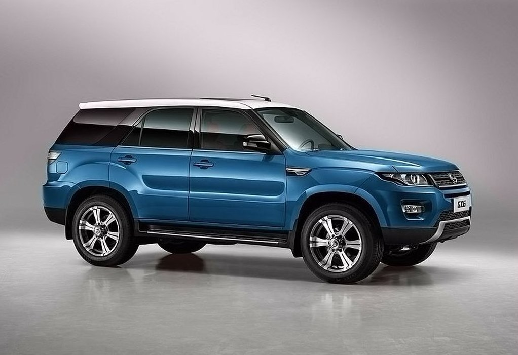 breaking, china, china copy shop, chinese knockoff, copy, design, Kopie, land rover, land rover evoque, land rover, Land Rover Discovery , Land Rover discovery Sport  landwind, landwind e32, Kopie, copy, lagiat, styling, Gonow GX6