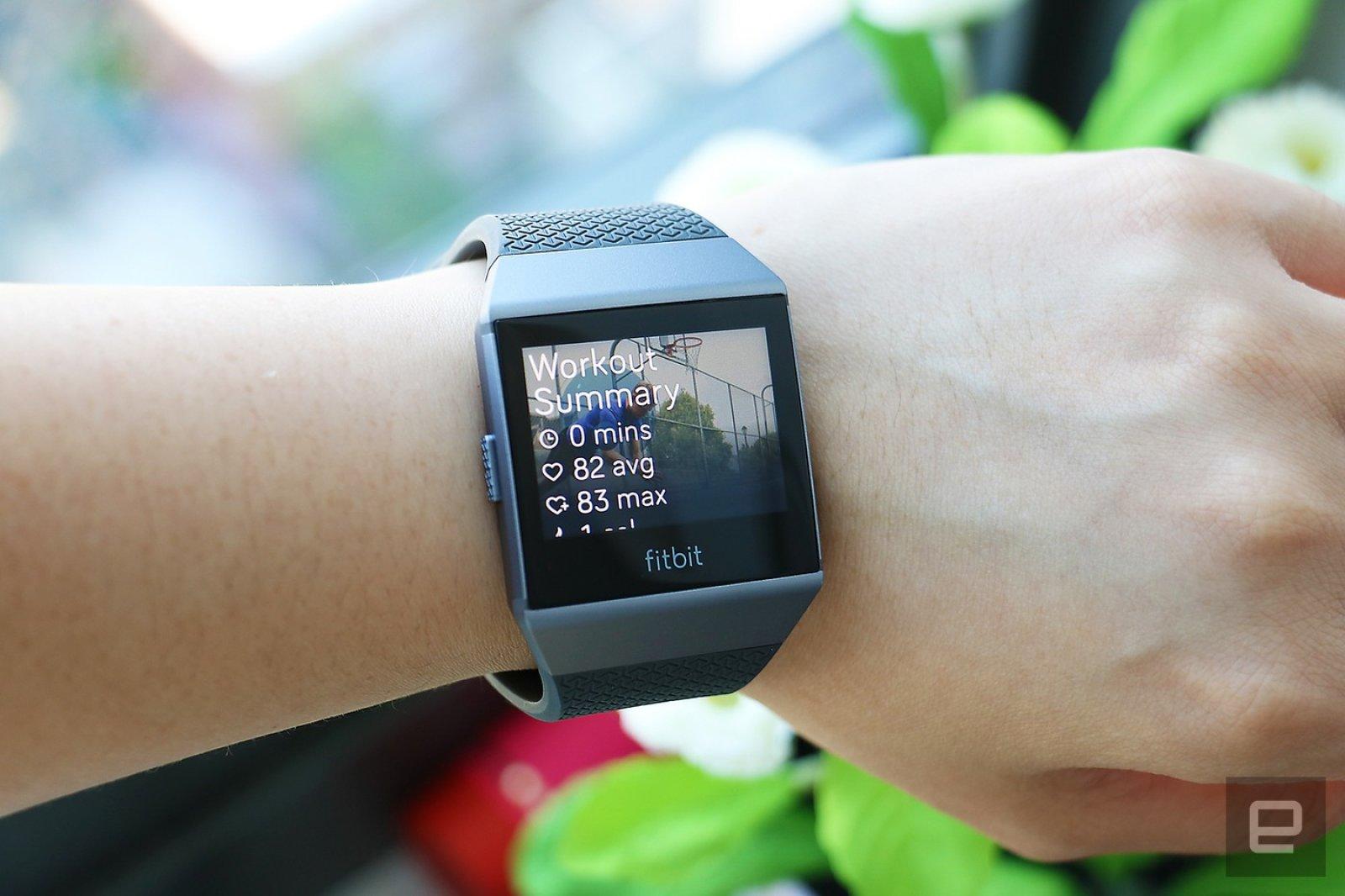 Así es Fitbit Ionic: un debut sorprendentemente bueno en el mundo smartwatch