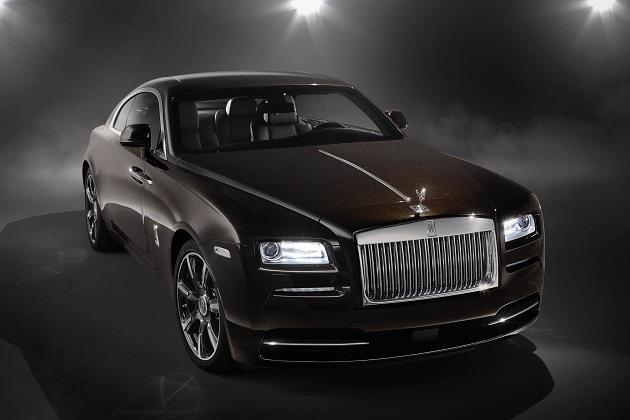 ロールス・ロイス、音楽に触発された「レイス」の特別仕様車を発表