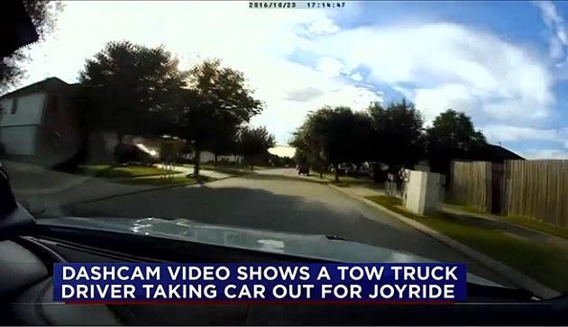 【ビデオ】レッカー車ドライバーが顧客の日産「GT-R」を勝手に乗り回す 車載カメラの映像で露見
