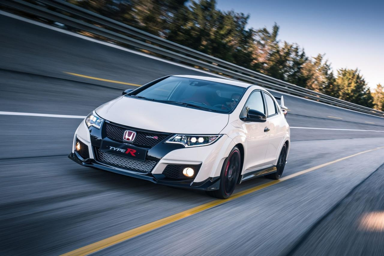 2015, Auto salon Paris, debüt, breaking,  fotos, Honda Civic, Honda Civic Type R, Honda Civic Type R 2015, Honda Civic Type R Concept II, Pariser Auto salon, premiere, reveiled, VTEC, VTEV Turbo, Auto salon Genf, Genfer auto salon, Honda Civic Type R 2015, Video, fotos