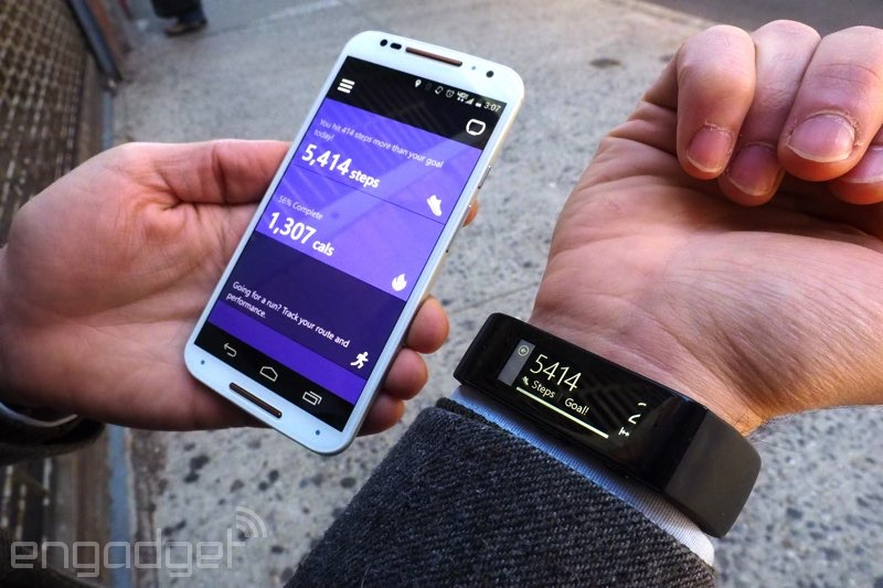 Here's what our readers think of the Microsoft Band