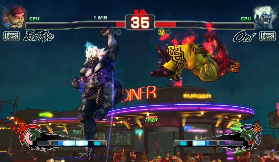 What's on your HDTV: 'Ultra Street Fighter IV', 'Halt and Catch Fire'