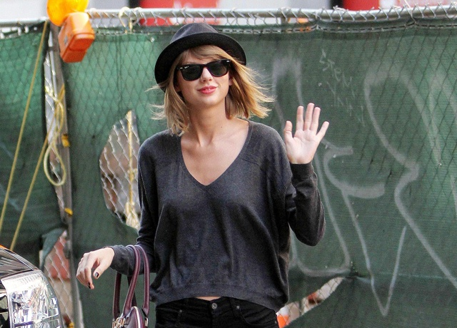 Taylor Swift announced as 'key advisor' on The Voice
