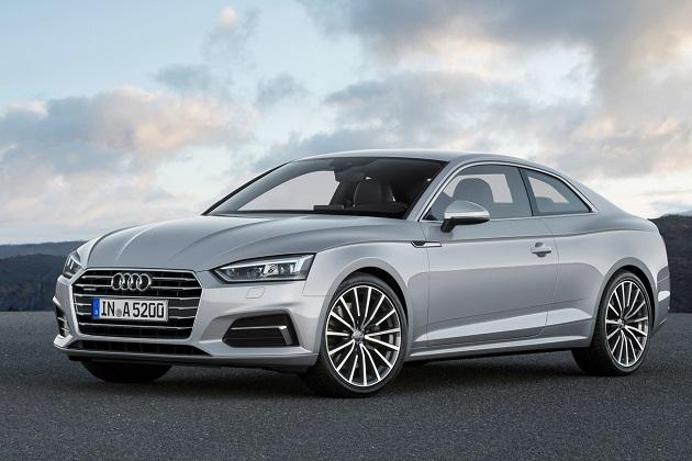 アウディ、米国向けの新型「A5」「S5」について詳細を発表