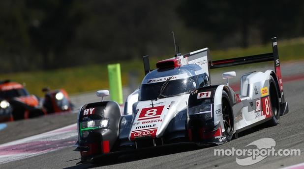 Endurance - Pas d'autre objectif que la victoire pour Audi