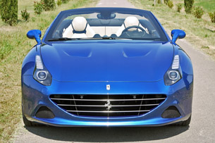2015 Ferrari California T
