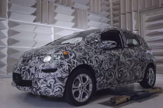 【ビデオ】シボレーが、新型EV「Bolt」のプロトタイプのテスト走行を公開
