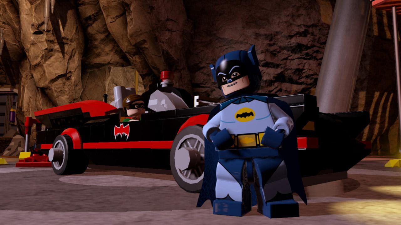 Lego Batman Characters 2014 Characters in Lego Batman