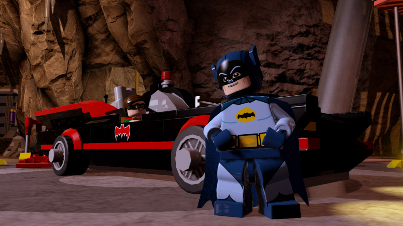 Who are the best characters in Lego Batman 3: Beyond Gotham?