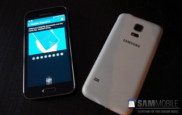 Leak hints the Galaxy S5 Mini will keep its bigger sibling's sensors