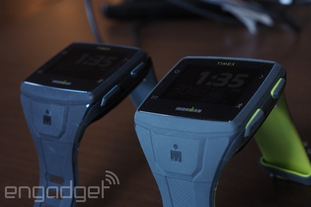 Don't call Timex's Ironman One GPS+ a 'smartwatch' (hands-on)