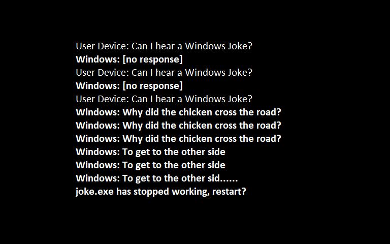 Ziemlich gut: Wenn Programmierer Witze machen
