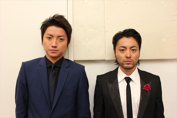 藤原竜也VS山田孝之!日本映画を背負う2人が初共演、新作への思いを語る