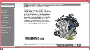 Mustang EcoBoost losses