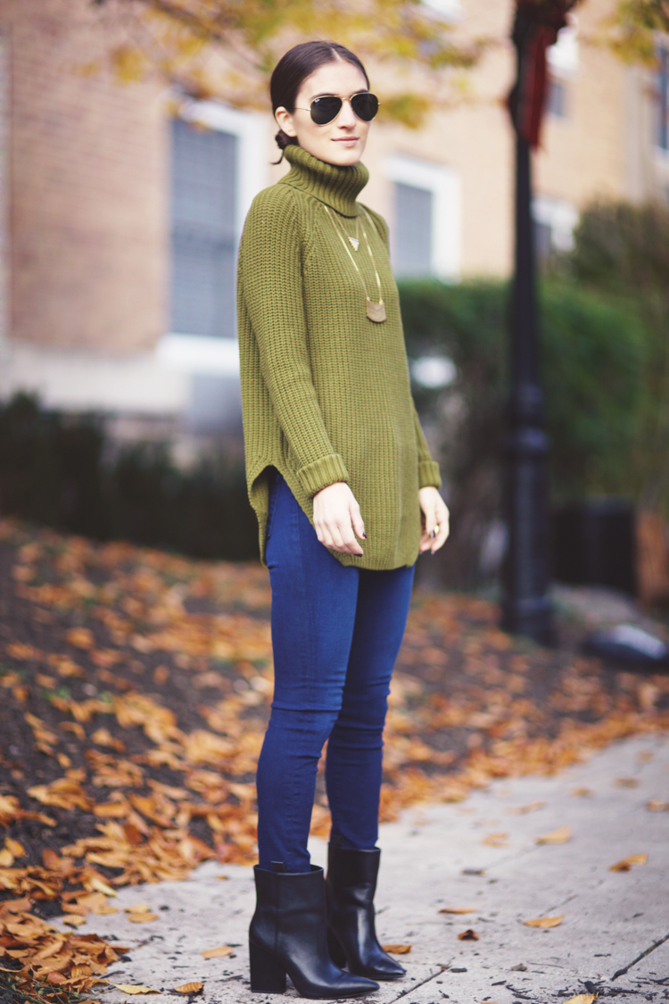 Street style tip of the day: Vibrant colors