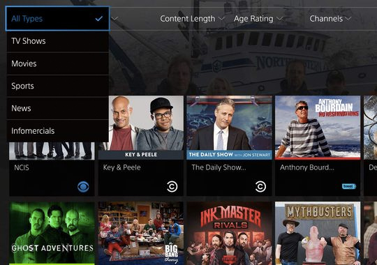 PlayStation Vue, Sony's new on-demand and broadcast TV service, launches in 2015
