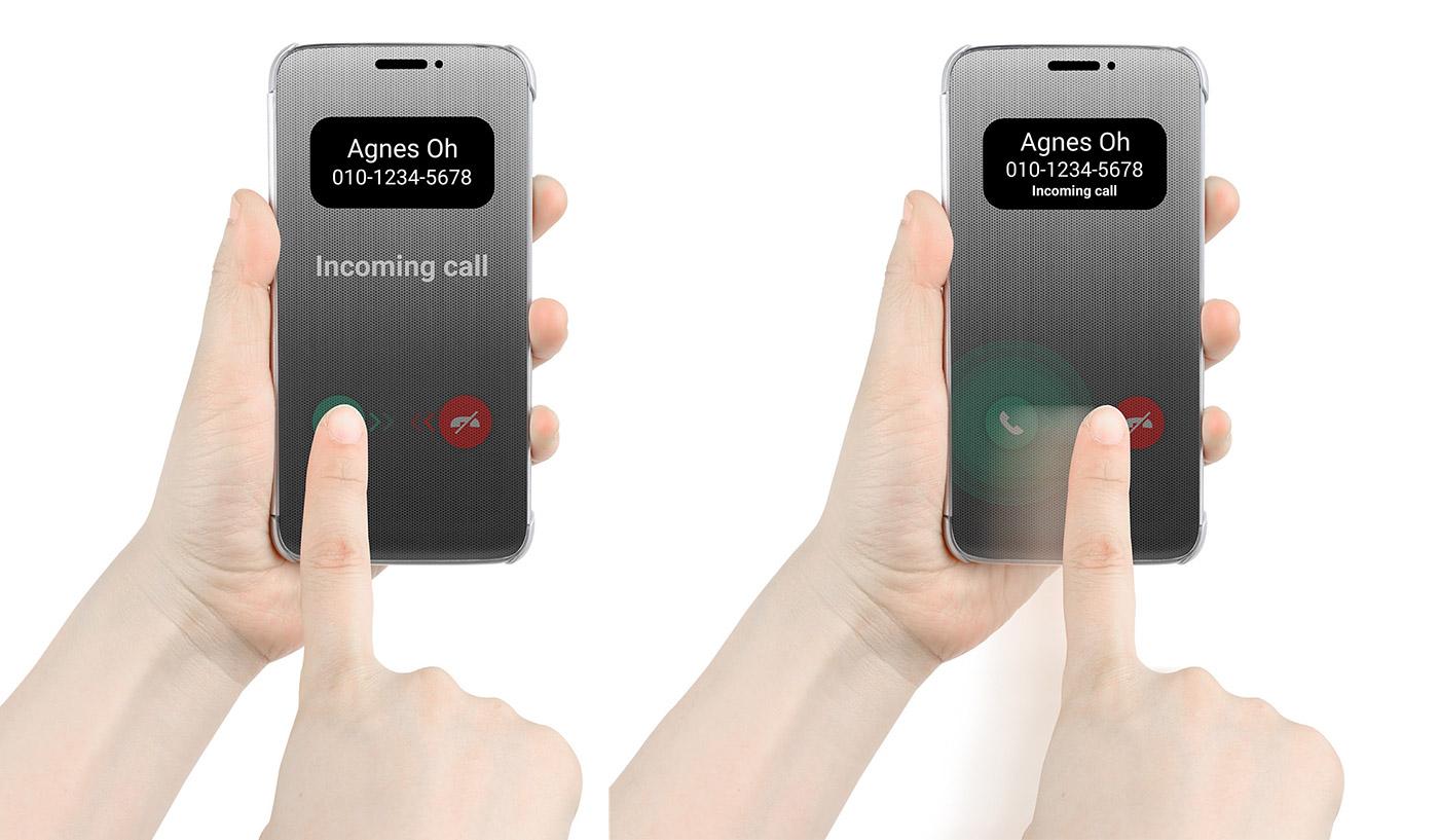 El LG G5 ya tiene funda oficial (y es táctil)