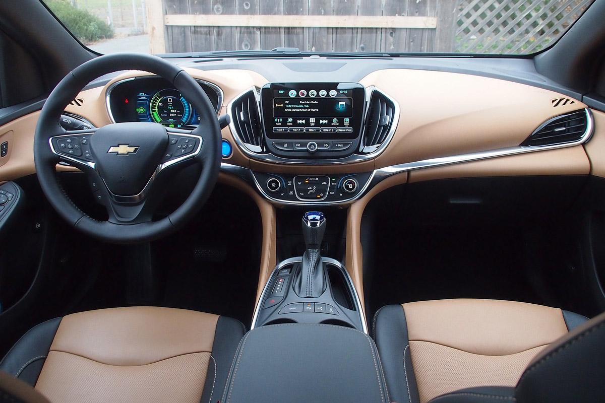 2016 Chevrolet Volt first drive