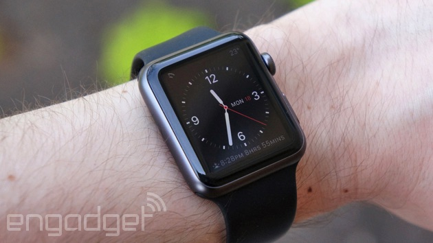 Complications on the Apple Watch