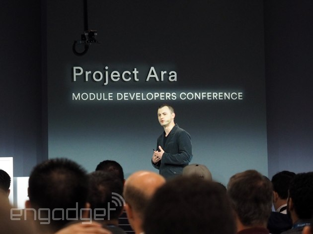 Project Ara's next device will stand equal to a top-tier smartphone