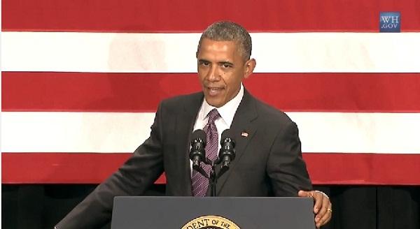 オバマ大統領がテイラー・スウィフトの「Shake It Off」を歌う動画がスゴすぎると話題