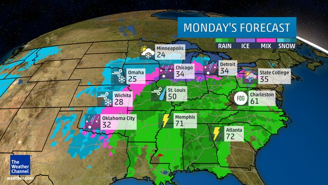 winter storm Goliath