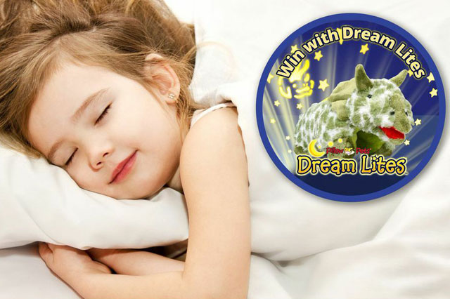 WIN a kids' bedtime package worth £300 from Dream Lites!