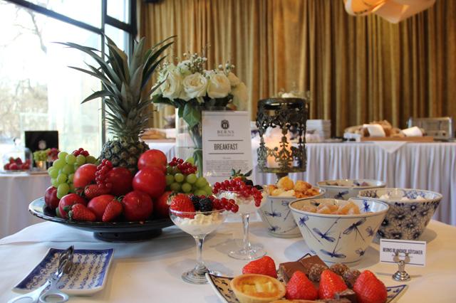 Berns Hotel Stockholm Breakfast Dinner Room