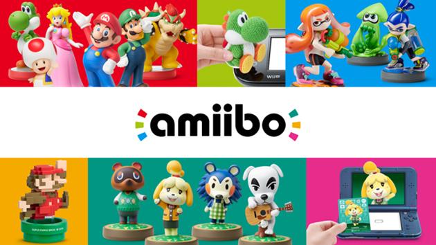 Amiibo leak