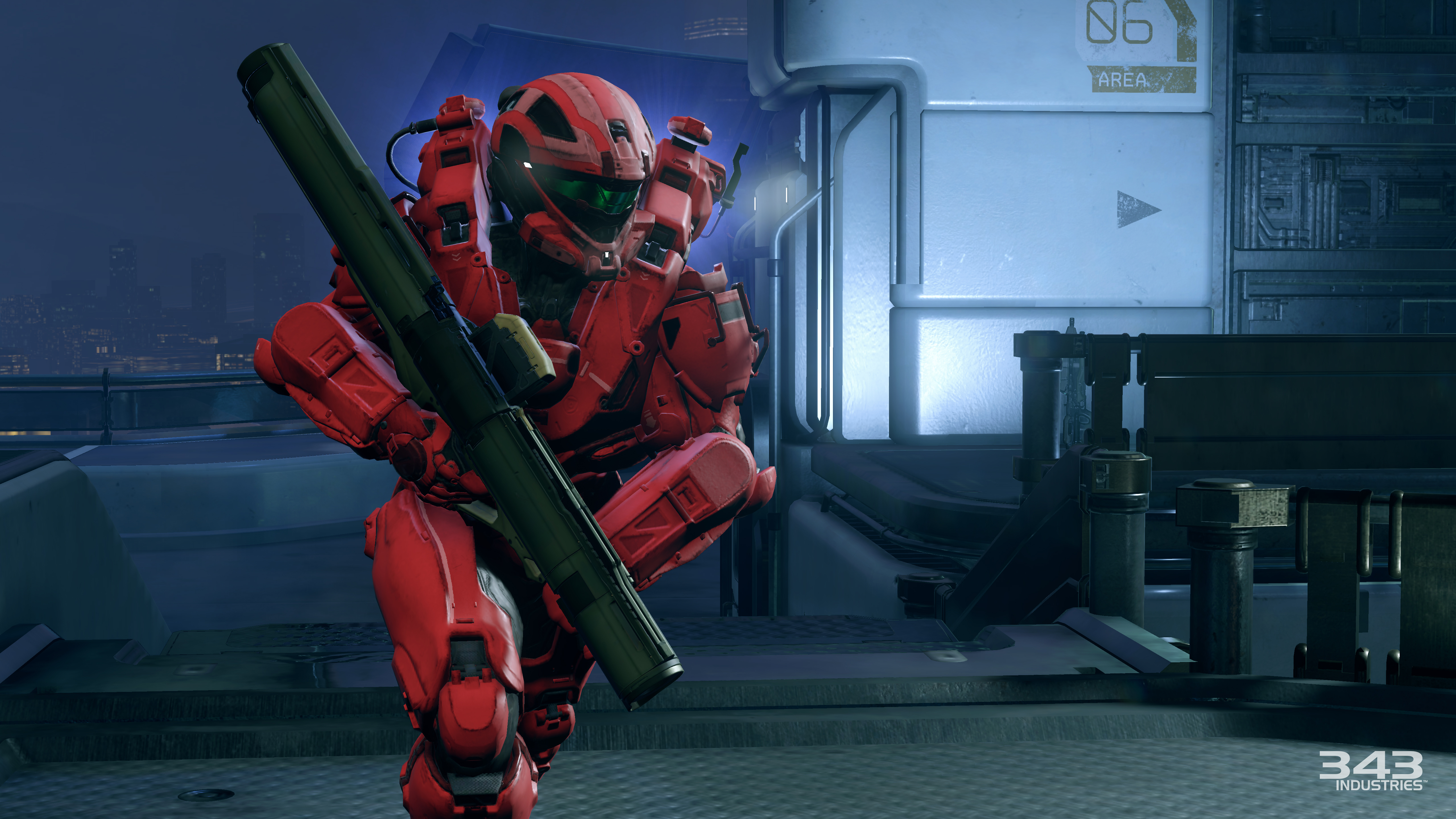 Halo: 5 Guardians is in beta now, so check out these highlights!