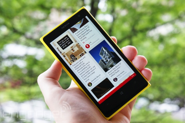 Pinterest beta for Windows Phone