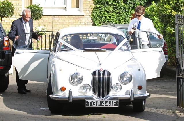 Fearne Cotton marries Jesse Wood