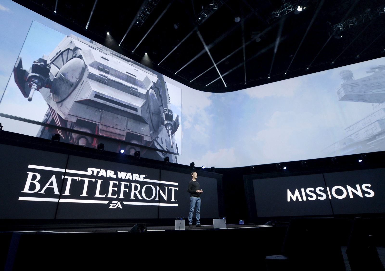 Star Wars Battlefront llegará a PlayStation VR el 6 de diciembre
