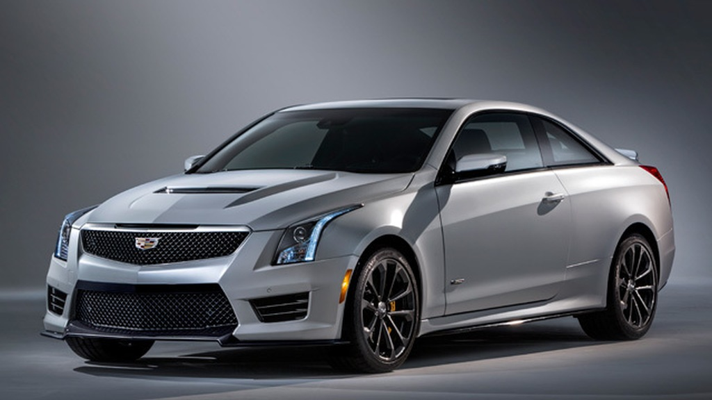 L.A. Auto show, leaked, durchgesickert, Cadillac ATS-V,   Sportwagen, Premiere, LA Auto show, La auto show 2014, Cadillac ATS-V Coupé, Cadillac ATS-V Coupé 2016, la 2014, featured, Premiere, offiziel, official