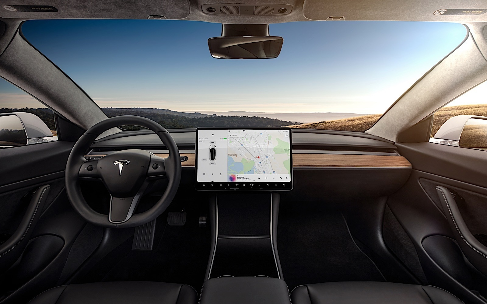 Tesla deja a NVIDIA por Intel para sus sistemas de infoentretenimiento