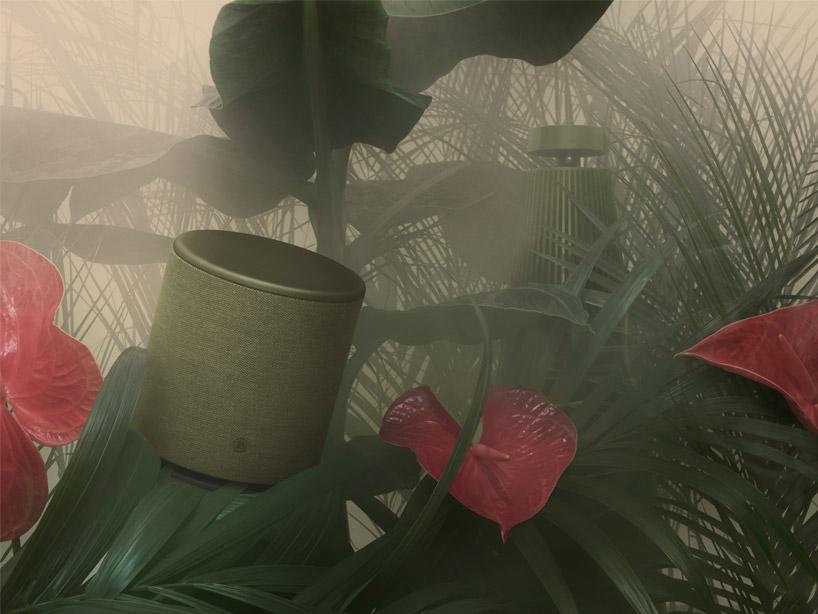 Bang & Olufsen 'viste' de verde sus altavoces en una edición limitada