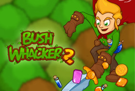 Game of the Day: Bush Whacker 2
