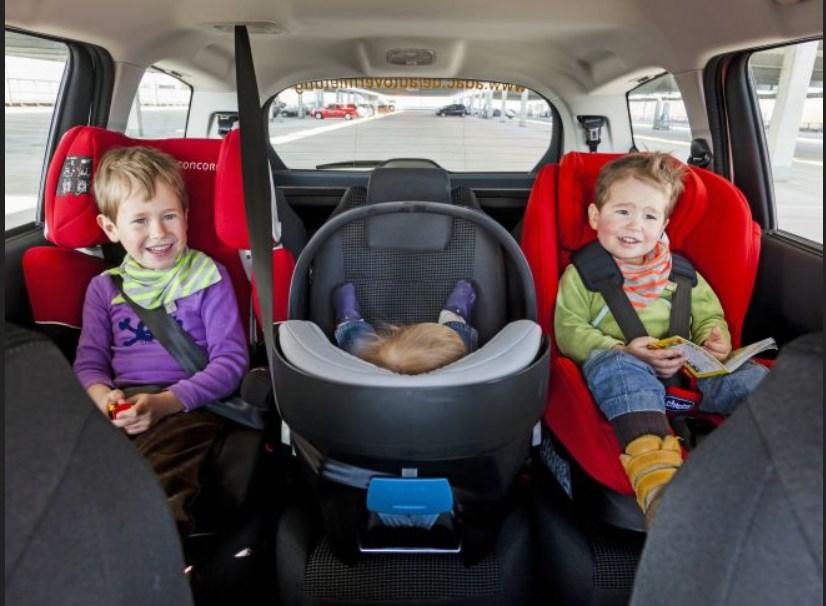 ADAC test familienwagen kinder sicherheit
